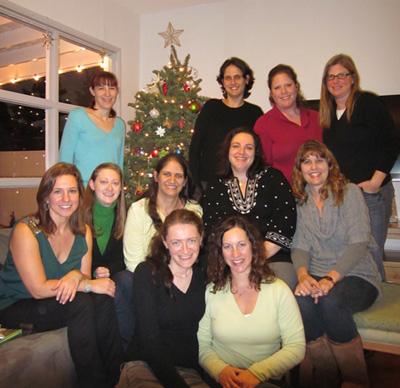 December's Book Club